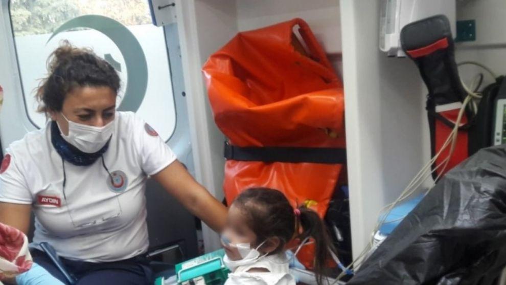 Hastanemizde doğup büyüyen Buse bebek 4 yıl sonunda evine kavuştu