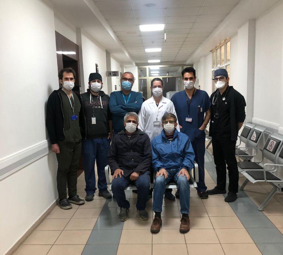Aort Damarları Yırtılan Kardeşler Ameliyatla Hayata Tutundu