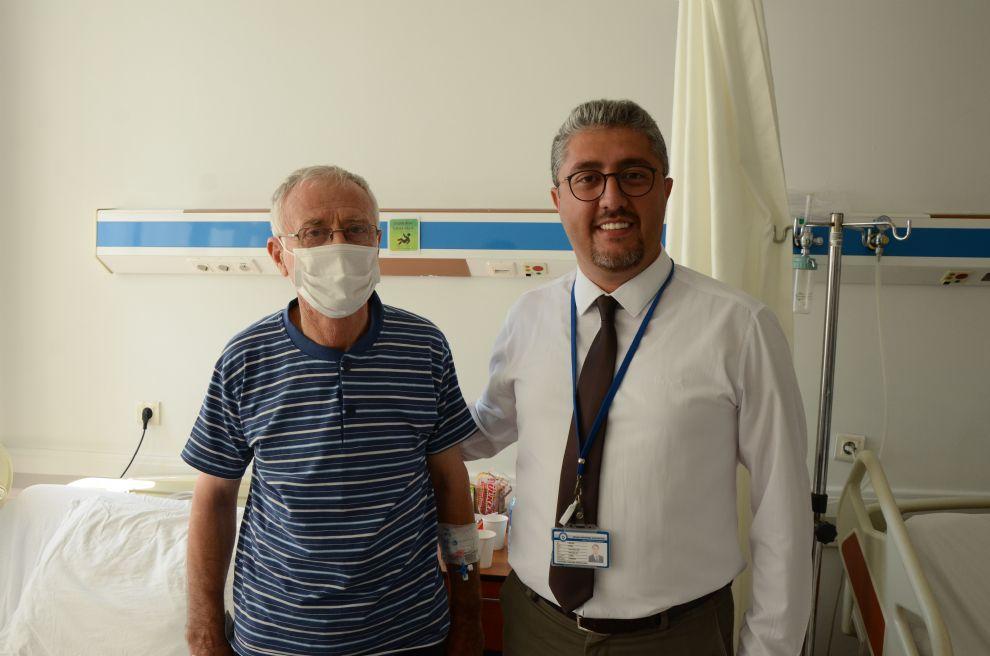 Aydında İlk Kez Laparoskopik Yöntemle Prostat Kanseri Ameliyatı Gerçekleştirildi