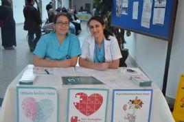 Organ Bağışı Standı ile Farkındalık Arttırıldı