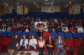 """Atabey Kolejinde """"Organ Bağışı ve Farkındalık"""" Eğitimi"""