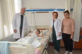 Aydın'da İlk Kez Patent Ductus Arteriosus (PDA) Damarının Çocuklarda Kapalı Yöntemle Kapanması Sağlandı
