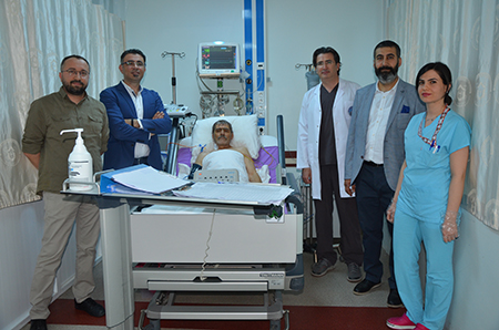 """Hastanemizde Başarılı Bir Nakil Daha """"Hastamız İngiliz Turistin Karaciğeri ile Hayata Tutundu"""""""