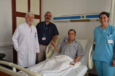 Kalp Damar Cerrahisi Kliniğinde Cerrahi İle Teknoloji Buluştu