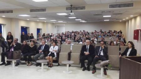 Prof.Dr.Mustafa Selim Özkök için  Cenaze Töreni Düzenlendi