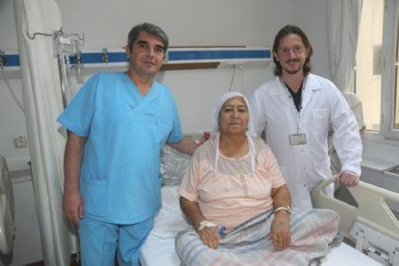 Anjiyo Ve Ameliyat Bir Arada Gerçekleşti Hastanın Ayağı Kesilmekten Kurtuldu